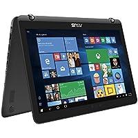 Asus 2-in-1 15.6-inch Touch-Screen Premium Full-HD Laptop PC - Intel Dual Core i7-7500u, 12GB RAM, 2TB Hard Drive, NVIDIA GeForce 940MX, Backlit Keyboard, Bluetooth, Sandblasted aluminum Black