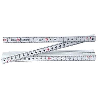 Wiha 61602 MaxiFlex Folding Ruler Metric Outside Reading