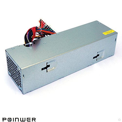POINWER 3WN11 H240AS-00 709MT 240W Optiplex 7010 SFF Power Supply For Dell Optiplex 390 790 990 3010 9010 Small Form Factor Systems CCCVC 3RK5T 2TXYM F79TD L240AS-00 H240ES-00 D240ES-00 AC240AS-00 by POINWER (Image #3)