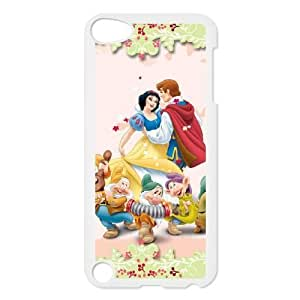 Snow White and Seven Dwarfs For Ipod Touch 5 Case Cell phone Case Twdz Plastic Durable Cover