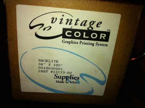 (Premium Vivid Color Backlit Film, 36