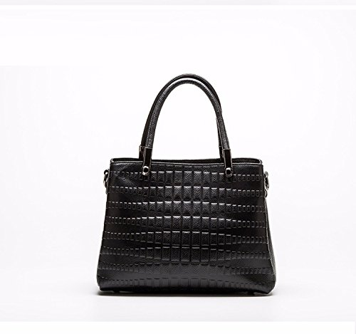 _ Guangming77 Bag Ladies Bag Black Bag, Black