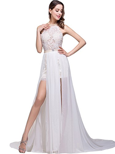inexpensive beach wedding dresses - 1