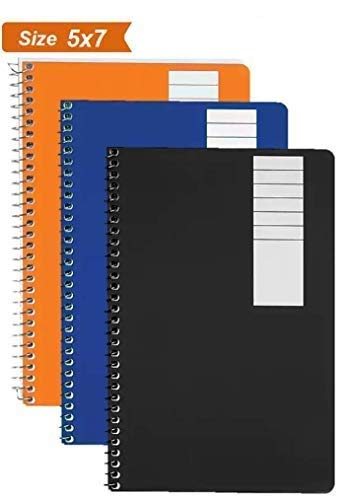 - 1InTheOffice 1-Subject Wirebound Notebook, College Ruled, 80 Sheets, 7 3/4