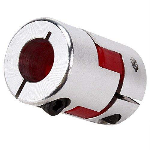 Buy flexible shaft coupling 8 x 8
