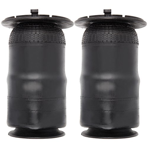 SCITOO Air Suspension Spring 2Pcs Rear Suspensions Bags Replacement Airmatic fit for 2004-2007 Buick Rainier,2002-09 Chevrolet Trailblazer,2002-06 Chevrolet Trailblazer EXT