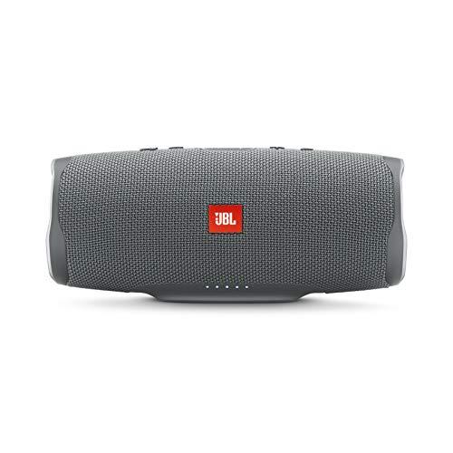 JBL Charge 4 – Waterproof Portable Bluetooth Speaker – Gray