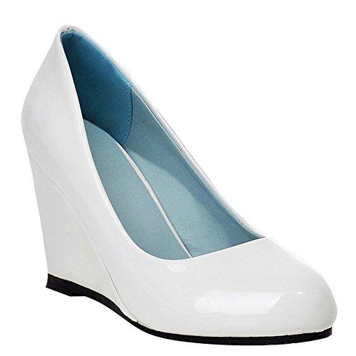 Compensés Blanc MissSaSa Femmes MissSaSa Femmes Compensés Blanc Escarpins Escarpins Escarpins MissSaSa Femmes UPgxqBUv