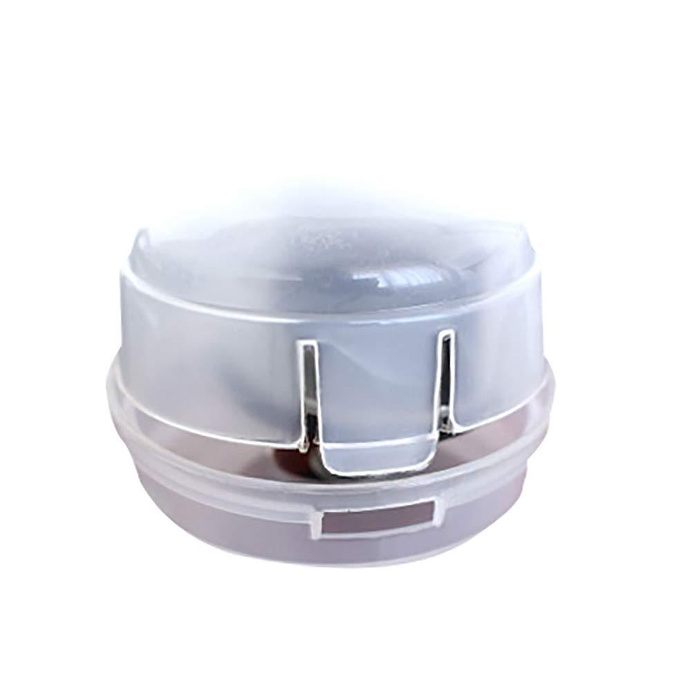 HAVIL Sécurité 2pcs / set Poêle à gaz universel Poêle Four Protection Protection Bébé Sécurité Bouton Étanche Couverture