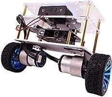 Electrobot 2-Wheel Self-Balancing Upright Car Robot Kit for