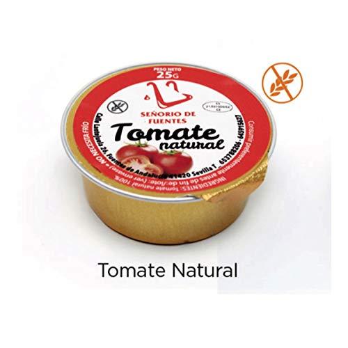 Monodosis de tomate natural 60 UD. de 25g.: Amazon.es: Alimentación y bebidas