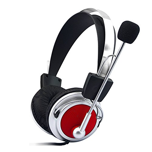 Price comparison product image Boofab Bass Surround Srereo Headsets Headphones With MIcrophone For iPhone / iPad PC MP3
