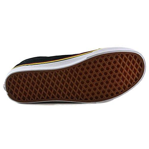 Noir Vans Homme Rouge Jaune Basses Sneakers TT6wzqtxn
