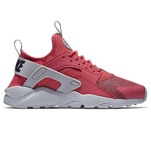 Nike NIKE AIR HUARACHE Girls RUN ULTRA GS Girls running-shoes 847568-801_4Y - EMBER GLOW/PURPLE DYNASTY-PURE PLATINUM by NIKE