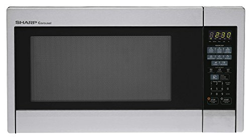 Countertop Microwave ZR451ZS Stainless Cooking