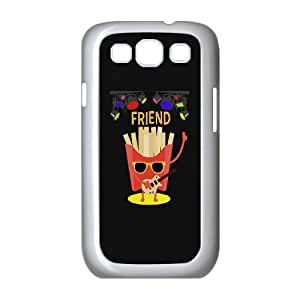 GTROCG Floral Brunette Blonde Best Friend Matching Couple Phone Case For Samsung Galaxy S3 I9300 [Pattern-3]