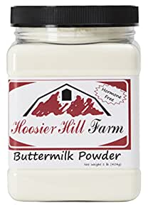 Hoosier Hill Farm Buttermilk Powder, 1 Pound