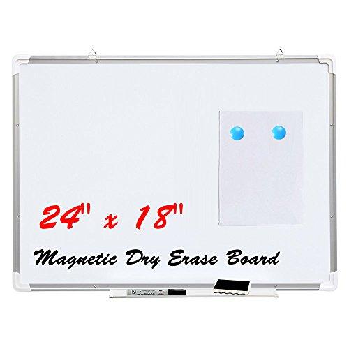 easeoffice-magnetic-dry-erase-board-whiteboard-24-x-18-silver-aluminum-frame