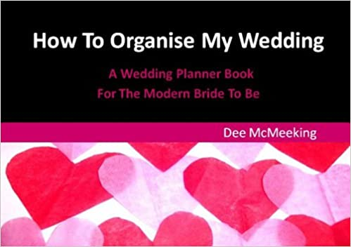 amazon download ebook how to organise my wedding a wedding planner