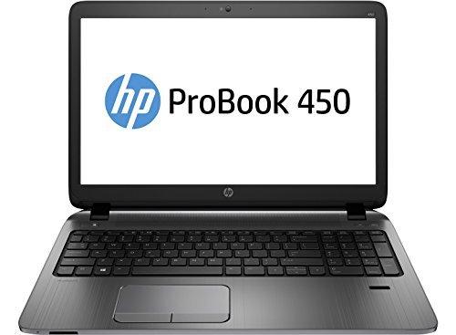 HP ProBook 450 G2 Notebook PC 16-inch,i5-5200U Windows 8 Pro 8GB RAM 750GB 5400RPM HD, AMD Radeon R5 M255