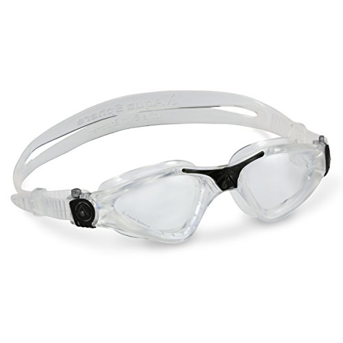 Aqua Sphere Kayenne Swim Goggles - Made in Italy - Adult UV Protection Anti Fog Swimming Goggles