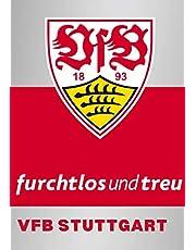 VFB STUTGART: Fußball-Notizbuch I Furchtlos und treu