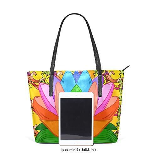 Bolso mujer hombro TIZORAX multicolor para al 0aHqO