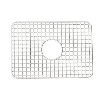 Kitchen Sink Grid Stainless Steel Rohl wsg2418ss 14 916 inch by 20 716 inch wire sink grid for image unavailable workwithnaturefo