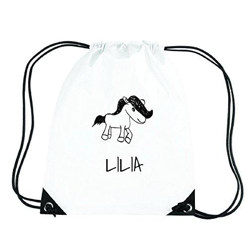 JOllipets LILIA Turnbeutel Sport Tasche PGYM5630 Design: Pony