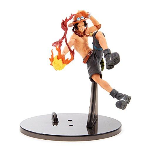 Banpresto Boys One Piece SCultures Big Zoukeio 6 Special Portgas D Ace Action Figure