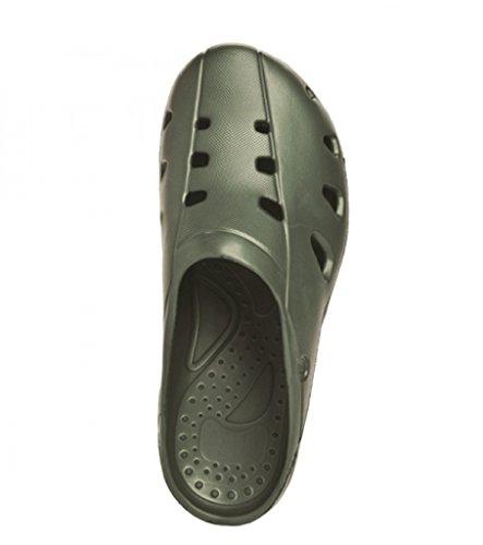 Women Beach Shoe NEW Hospitality Garden UK GREEN Men Shoes Sandals Kitchen amp; Clogs wgR4d4q5T