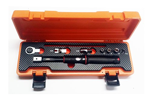 KTM New Torque Spoke Wrench Box Tool 5.65 and 6.95 mm 15 TORX 00029996000