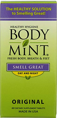 BodyMint, 60 Count Bottle (packaging may vary)