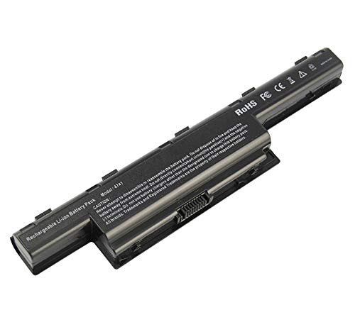 Civhomy Replacement AS10D31 AS10D41 AS10D51 Battery for Acer Gateway NV57H13M-MX NV57H13U NV57H16U NV57H17U NV57H19M-MX NV57H20U NV57H21M-MX NV57H26U NV57H27U NV75S NV75S02U (Gateway Laptop Battery Nv57h13u)