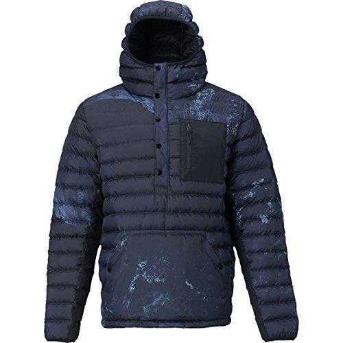 Burton Evergreen Down Anorak Insulator Jacket - Men's Nix Olympica, S