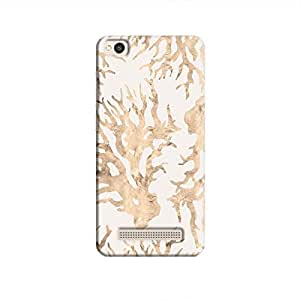 Cover It Up - Blue Pastel Nature Print Redmi 4A Hard Case