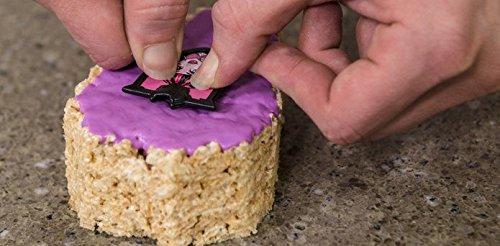 DecoPac Monster High Cupcake Topper Rings, Set of 24