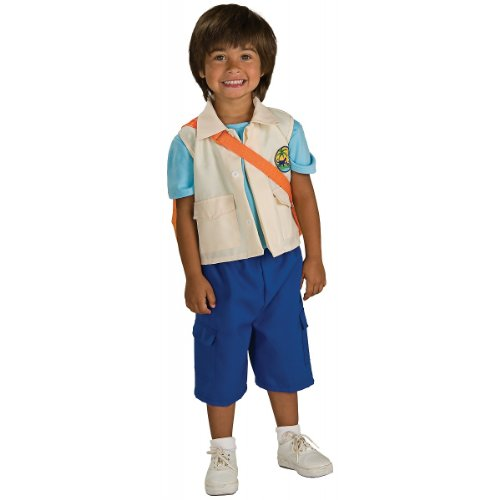 Deluxe Go Diego Go Child -
