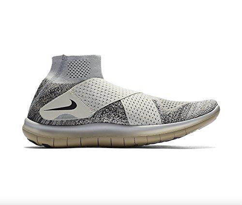 eastbay online free shipping shop for NIKE Men's NikeLab Free RN Motion Flyknit 2017 Running Shoe Sail / Black-black-mushroom geniue stockist for sale discount Inexpensive OvlGyPFrkG