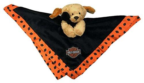 Harley-Davidson Blanket Pup Cuddles