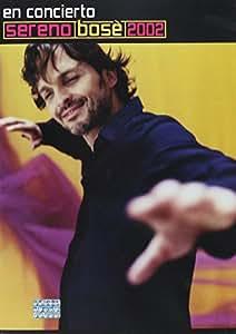 Miguel Bose En Concierto Sereno 2002