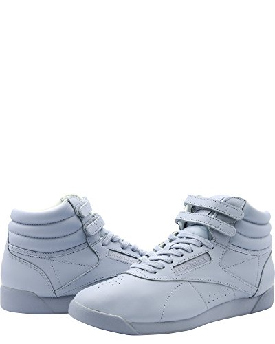 Bs7859 Sneakers Donna Freestyle Hi Cb Reebok Timpano Grigio Bianco