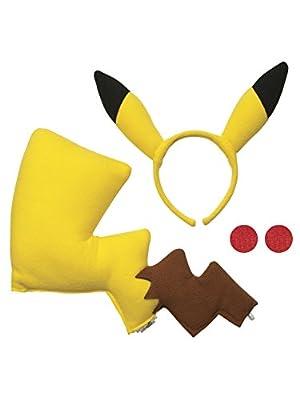 Pokemon Pikachu Adult Costume Kit from Rubies