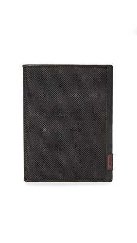 Tumi Alpha Passport Case,Black,one size by Tumi