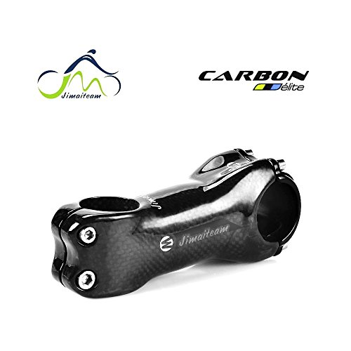 3k Road Bike (JIMAITEAM 3K Full T800 Carbon Fiber Angle 6 Degree 31.8MM Road MTB Mountain Bicycle Road Bike 90MM Stem For Handlebar)
