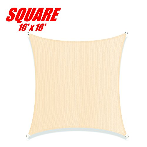 10 best shade sail 16 x 16 square