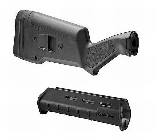 Magpul Stock Set For Mossberg 500 - Black by Magpul