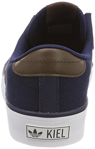 0 White Navy Kiel Collegiate Unisex Adulto Footwear Brown Zapatillas Azul Adidas wBnqgfvn