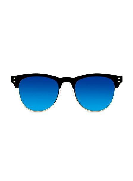 KOALA BAY Gafas Polarizadas Florida Negro Lentes Azul Espejo