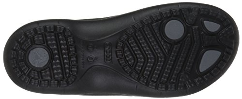 Adulte Noir Mixte Crocs Tongs black graphite Sport Modi Slide wqFHXT6